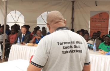 Torture is Real, Speak Up