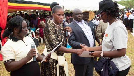 Refugee Law Project Awarded in Adjumani