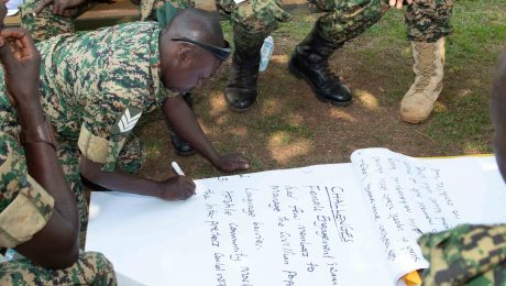 Peacekeepers as allies in tackling sexual violence in conflict